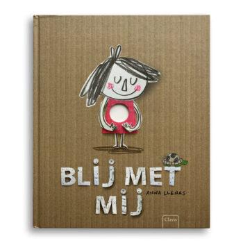 Cover kinderboek Blij met mij. EmotieBoeken.