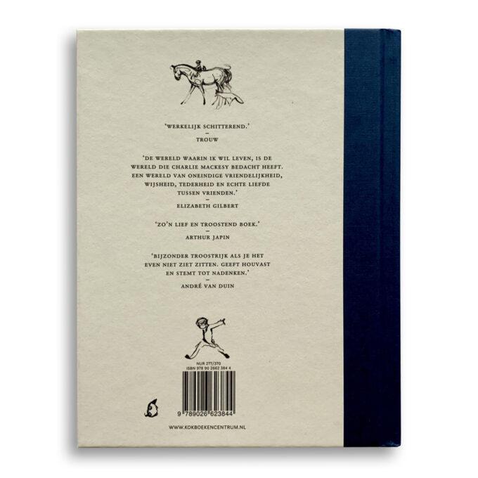 Korte beschrijving kinderboek De jongen, de mol, de vos en het paard. EmotieBoeken.