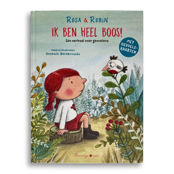 Cover kinderboek Ik ben heel boos. EmotieBoeken.