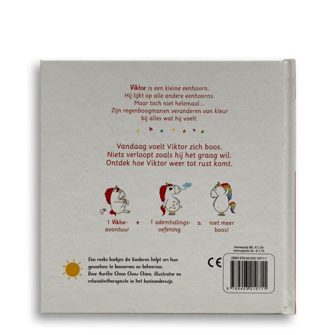 Korte beschrijving kinderboek Wat Viktor voelt. Ik ben boos. EmotieBoeken.