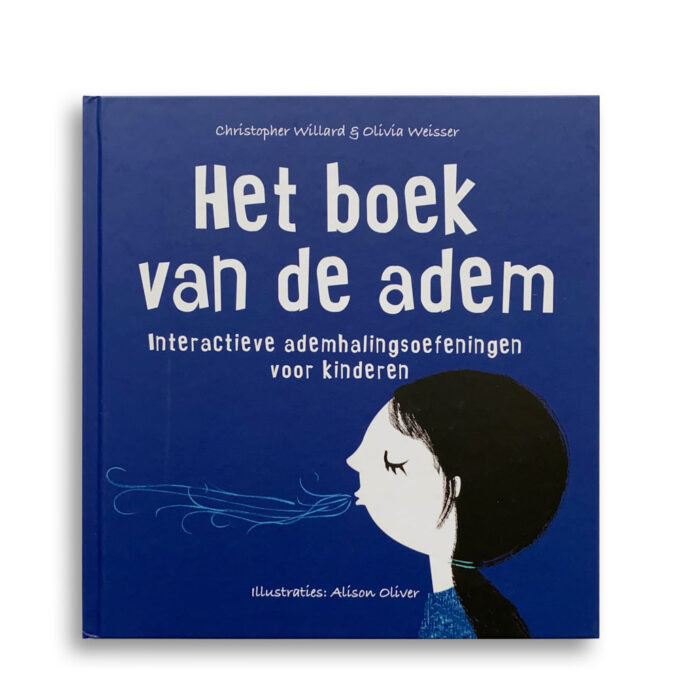 Cover kinderboek Het boek van de adem. EmotieBoeken.