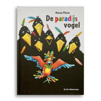 Cover Kinderboek De Paradijsvogel Emotieboeken