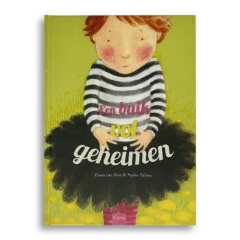 Cover Kinderboek Een buik vol geheimen Emotieboeken