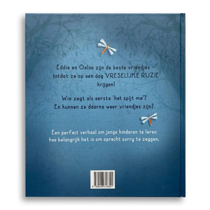Korte beschrijving kinderboek Het spijt me! Emotieboeken