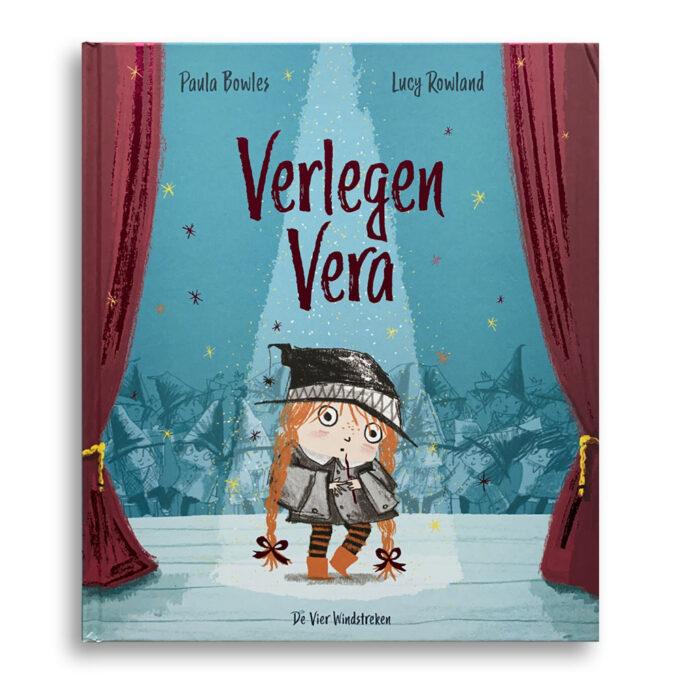 Cover Verlegen Vera Emotieboeken