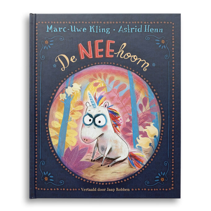 Cover kinderboek De Neehoorn Emotieboeken