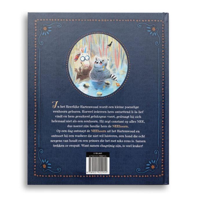 Korte beschrijving kinderboek De Neehoorn Emotieboeken